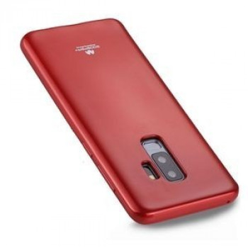 Чехол MERCURY GOOSPERY PEARL JELLY Series на Samsung Galaxy S9+/G965 (Red)
