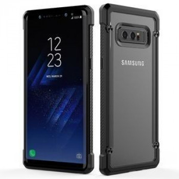 Противоударный чехол на Samsung Galaxy Note 8  Beetle Protective Back Cover Case(Black)