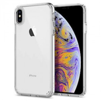 Оригинальный чехол Spigen Ultra Hybrid IPhone Xs Max Crystal Clear