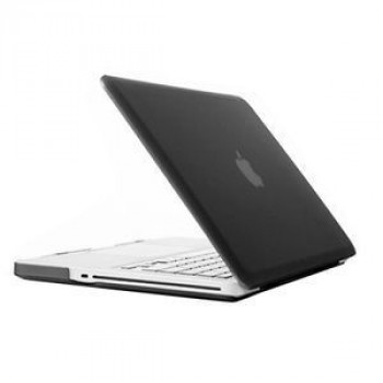 Чехол Frosted Case Black для Macbook Pro 13.3