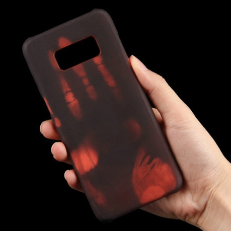 Термочехол на Samsung Galaxy S8/G950 Thermal Sensor Discoloration(Orange)