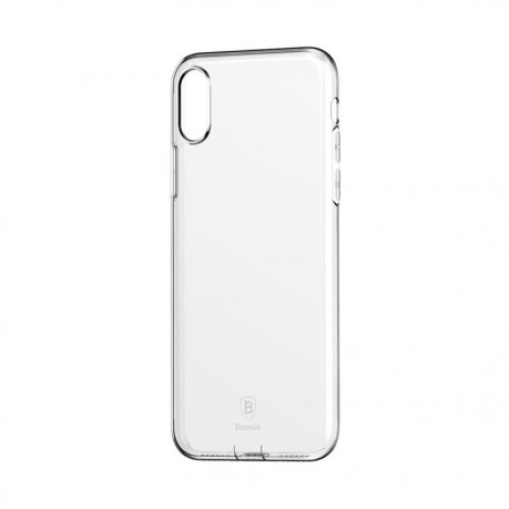 Чехол Baseus Simple Series для iPhone X/Xs  TPU прозрачный