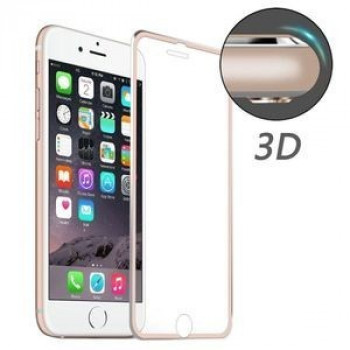 Защитное 3D Стекло на весь Экран Enkay Hat-Prince 0.26mm 9H Aluminum Alloy Rose Gold для iPhone 7 Plus/8 Plus