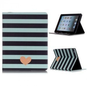 Чехол Flip Stand Grey Stripes для iPad 4/ 3/ 2