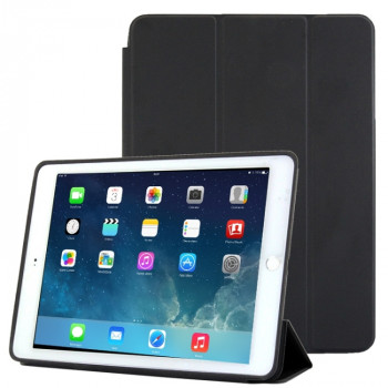 Чехол-книжка Treated Smart Leather Case  для iPad Air 2 - черный
