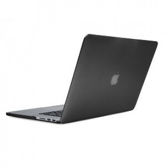 Чехол HardShell  Case Black для Macbook Air 11.6