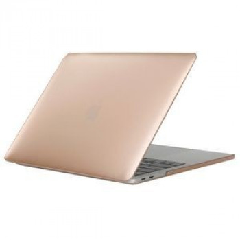 Чехол Metal Oil Surface Gold для 2016 Macbook Pro 13.3