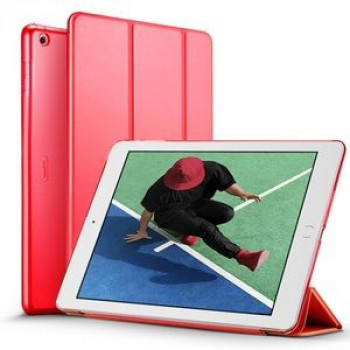 Чехол ESR Yippee Color Trifold Magnetic Smart Case на iPad 9.7 2018/2017-красный