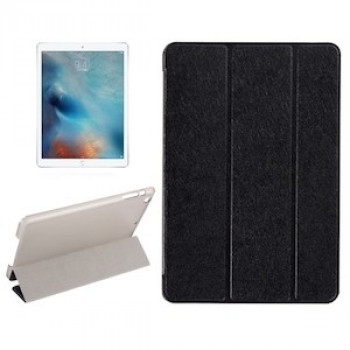 Чехол Silk Three-Folding Black для iPad Pro 12.9