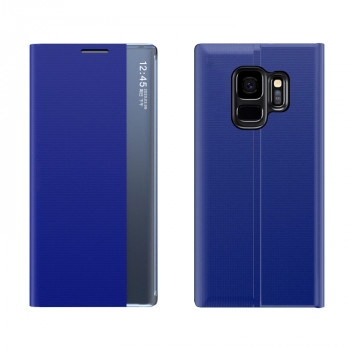 Чехол-книжка Clear View Standing Cover на Samsung Galaxy S9 Plus - синий