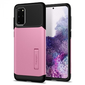 Оригинальный чехол Spigen Slim Armor Galaxy S20+ Plus Rusty Pink