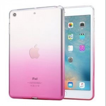 Чехол Haweel Slim Gradient Color Clear Pink для iPad mini 3/ 2/ 1