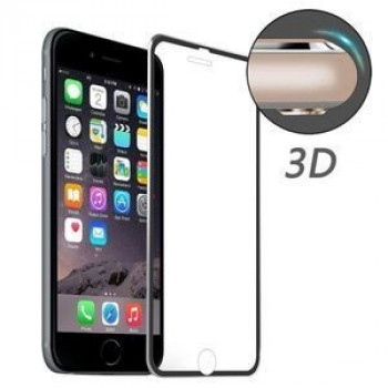 Защитное 3D Стекло на весь Экран Enkay Hat-Prince 0.26mm 9H Aluminum Alloy Black для iPhone 7 Plus/8 Plus