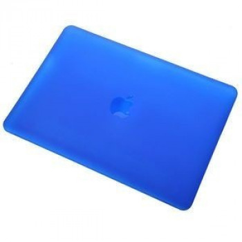 Чехол Folio Frosted Blue для MacBook Pro 15.4