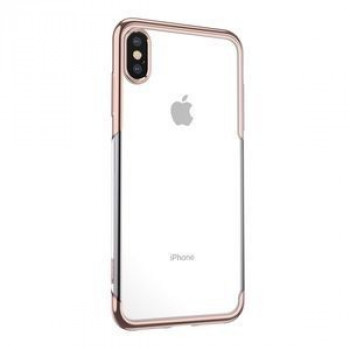 Чехол Baseus Shining  Case на iPhone XS Max  золотой