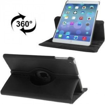 Чехол 360 Degree Litchi Texture  Case Black для iPad Air