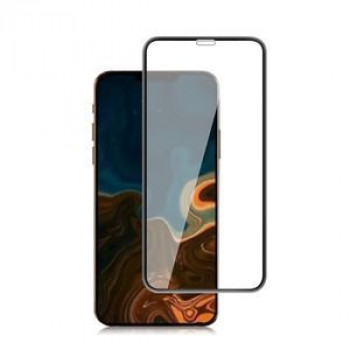 защитное стекло mocolo 0.33mm 9H 3D Full Glue Curved Full Screen на iPhone 11 Pro Max/Xs Max- черное