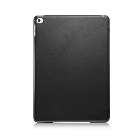 Кожаный Чехол G-CASE Milano Series Four-Fold Design черный для iPad Air 2