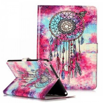 Чехол Colored Painting Wallet на iPad 2017/2018 9.7/ Air/ Air 2 - Dreaming Catcher