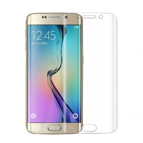 Защитная пленка на весь экран 0.1mm Explosion-proof Soft TPU Full Screen Protector на Samsung Galaxy S6 Edge+/G928