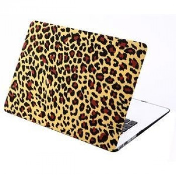 Чехол Brown Leopard Frosted для Macbook Air 13.3