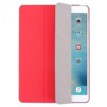 Чехол Plain Weave Texture Red для iPad Air