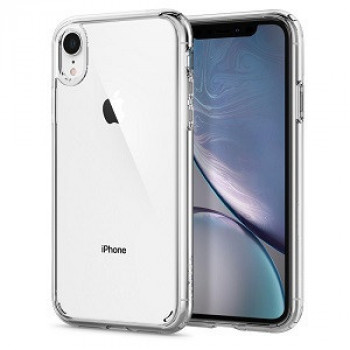 Чехол Spigen Ultra Hybrid  на iPhone XR -Crystal Clear