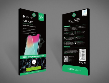 Защитная пленка Full Body hydrogel Self-Repair 360° на Samsung Galaxy S20
