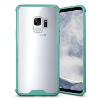 Противоударный чехол на Samsung Galaxy S9/G960  Armor Protective Back Cover Case(Green)