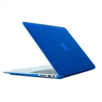 Чехол Frosted Case Blue для Macbook Air 11.6