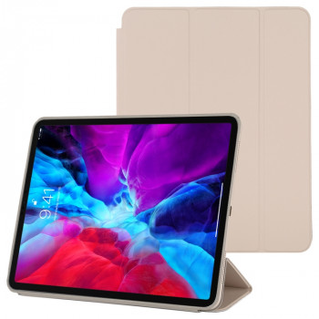 Чехол 3-fold Solid Smart Case для iPad Pro 12.9 (2020) - серый