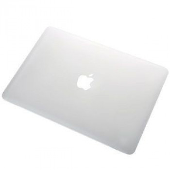 Чехол Folio Shell Frosted White для MacBook Pro 15.4