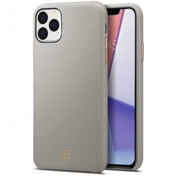 Оригинальный Spigen La Manon Calin iPhone 11 Pro Max Oatmetal Beige
