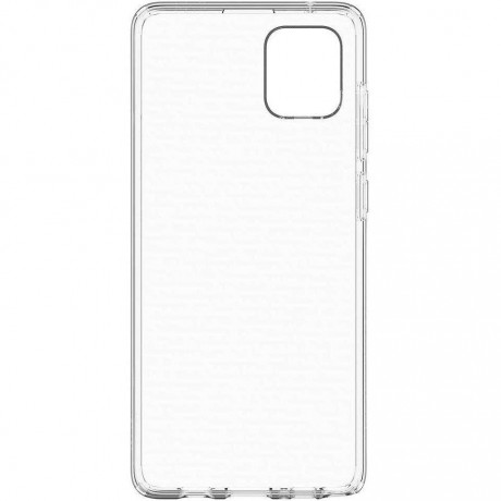 Оригинальный чехол Spigen Liquid Crystal для Samsung Galaxy Note 10 Lite Crystal Clear
