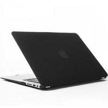 Чехол Crystal Hard Black для Apple Macbook Air 13.3