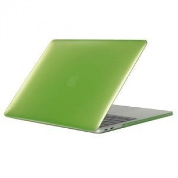 Чехол Metal Oil Surface Green для 2016 Macbook Pro 13.3