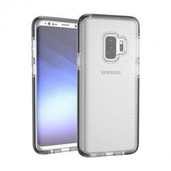 Противоударный чехол на Samsung Galaxy S9/G960 Basketball Texture Anti-collision ( White)
