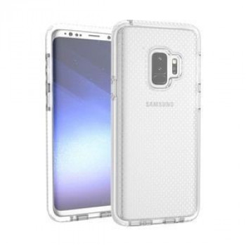 Противоударный чехол на Samsung Galaxy S9/G960 Basketball Texture Anti-collision (White)