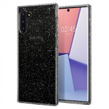Оригинальный чехол Spigen Liquid Crystal Galaxy Note 10 Glitter Crystal