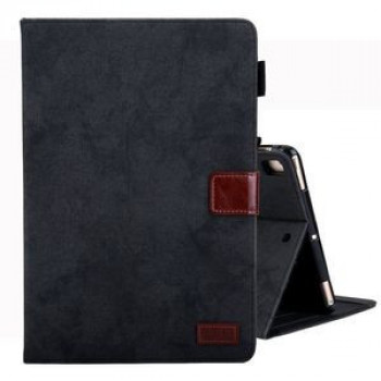Чехол EsCase Solid Style Sleep / Wake-up на iPad 8/7 10.2 (2019/2020) - Черный