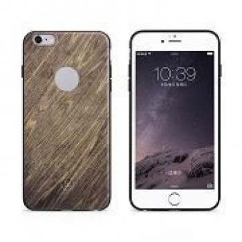 Чехол Hoc Element Series Wood Birch Grain TPU для iPhone 6S Plus, 6 Plus