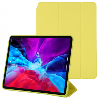 Чехол 3-fold Solid Smart Case для iPad Pro 12.9 (2020) - желтый