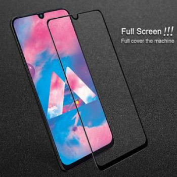 Защитное стекло IMAK 9H Full Screen  Film Pro+ Version на Samsung Galaxy A20 /A30/A30s/A50/A50s/M30/M30s/M31/M21-черное