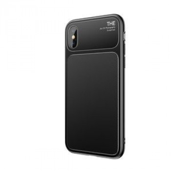 Чехол Knight Case Baseus на iPhone X/Xs Hombic Texture Black