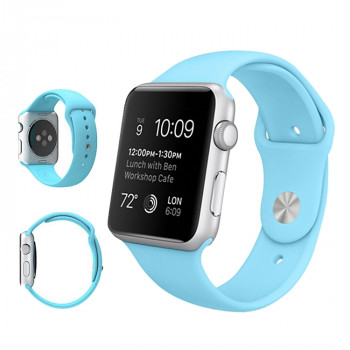 Ремешок Sport Band Baby Blue для Apple Watch 42/44mm