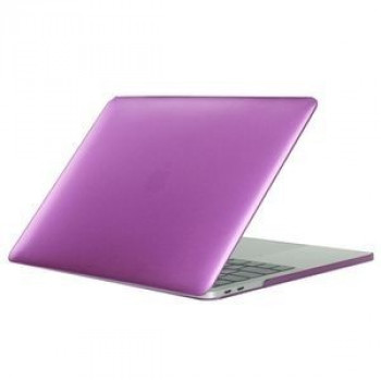 Чехол Metal Oil Surface Purple для 2016 Macbook Pro 13.3