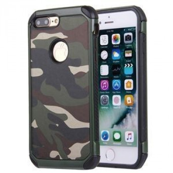 Чехол  Colorful Armor Camouflage Green для iPhone 8 Plus / 7 Plus