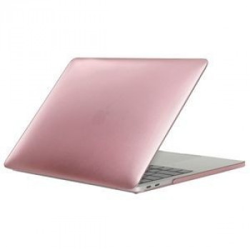 Чехол Metal Oil Surface Rose Gold для 2016 Macbook Pro 13.3