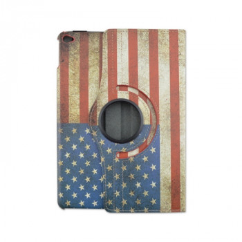 Чехол-книжка Holder 360 Degree Rotation для iPad Air 2 - US Flag
