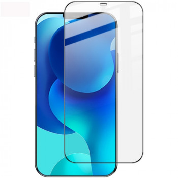 Защитное стекло IMAK 9H Full Screen Tempered Glass Film Pro+ Version на iPhone 12 Pro Max
